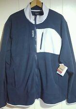 Reebok Fleece Jacket: Large (NWT)