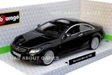 MERCEDES BENZ CL 550 COUPE 1:32 Diecast Car Model Die Cast Cars Models