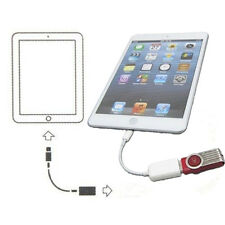 USB 2.0 Female OTG Adapter Cable Reader For iPad Mini iPad4 Universal PS
