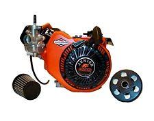 GO KART RACING BRIGGS OHV LOCAL OPTION LO206 JR ENGINE MOTOR MAX TORQUE CLUTCH