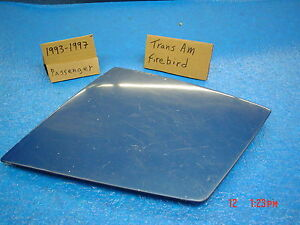 Jan 1993-1997 Firebird Trans Am Passenger Part Headlight Door