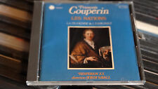 COUPERIN LES NATIONS LLA FRANCOISE & L'ESPAGNOLE HESPERION XX 20 SAVALL ASTREE