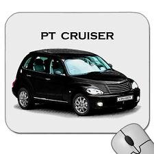 CHRYSLER  PT  CRUISER      MOUSE PAD   MOUSE MAT  ( 5 CAR COLOURS )