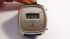 CANDINO ladies LCD vintage watch quartz rare