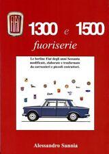 Fiat 1300 1500 Abarth Ghia Savio Vignale Viotti Moretti - coachbuilding book