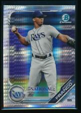 WANDER FRANCO 2019 Bowman Chrome National Convention NSCC PRISM REFRACTOR RC