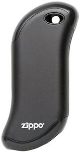 Zippo HeatBank 9 Hour Rechargeable Hand Warmer 120'F/50'C Black 40512 NEW