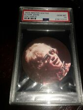 1973 Elton John Mister Softee Pop Disc graded Psa 10 Gem Mint-Psa pop 3 Awesome!