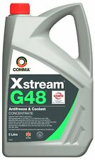 G48 Xstream Green Antifreeze Concenrate Approved BMW GS94000 5 Ltr XSG5L