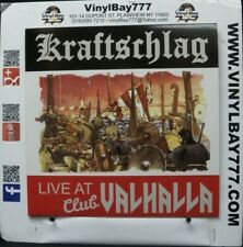 "Used 12"" LP VG++ Kraftschlag Live At Club Valhalla 2019 Ltd Ed Red Vinyl Reissue"