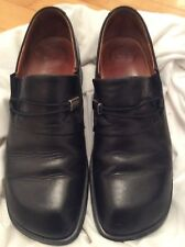 Think! Womens 39 Leather Loafers Slip On Shoes
