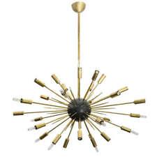 Sputnik Modern Chandelier Vintage Mid Century Style Ceiling Light Fixture Lamp