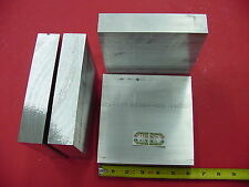 "4 pieces 1-1/4"" X 6"" ALUMINUM 6061 FLAT BAR 6"" long Solid T6511 Plate Mill Stock"