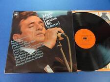 JOHNNY CASH  GREATEST HITS Volume 1 CBS67 A1B1 UK 1st pr LP EX+/EX