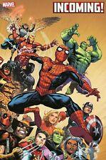 Incoming #1 Marvel Comics 2019 1:50 Cheung Variant