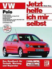 VW POLO 9n Jetzt helfe ich mir selbst Reparaturanleitung Reparaturbuch Handbuch