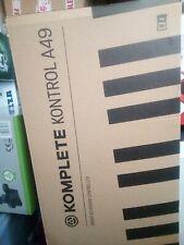 NI Komplete Kontrol A49 Midi Keyboard Controller, Native Instruments Maschine 2