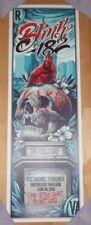 Blink 182 concert gig poster print Richmond 6-18-16 2016 Maxx242
