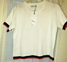 Zara The Knitwear Collection Sweater Beige/Cream/Ivory Size Large