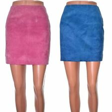 Topshop Leather A-line Skirts for Women