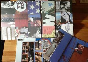 OASIS - STOP THE CLOCKS - 1st EDITION 3 X LP BOX SET RKIDLP 36 - MINT CONDITION