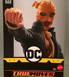 """2018  - DC Comics - Super Villain SCARECROW 12 """" Action Figure Boxed - ⭐️BNIB⭐️"""
