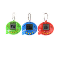 168 IN 1 Tamagotchi Electronic Pets Toys Kid Nostalgic Virtual Pet Toy Gift