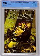 Batman & Poison Ivy Cast Shadows #1 DC 2004 CBCS 9.8 Prestige One Shot = top CGC
