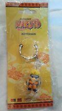 New! Sealed! Shonen Jump's Naruto keychain 2002 Masashi Kishimoto