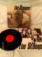 THE STOOGES( IGGY POP),RUBBER LEGS, 1987 ISSUE, FRENCH PRESS,EXCELLENT CONDITION