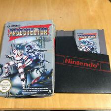 Probotector Boxed Game - Nintendo NES PAL