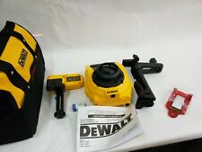 New Dewalt Dw074kd 100ft Self Leveling Rotary Laser Level Kit W Case Clamp