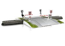 Märklin H0 74924 Vollautomatischer einteiliger Bahnübergang - NEU + OVP