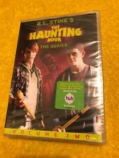R.L. STINE THE HAUNTING HOUR THE SERIES VOLUME 2 New DVD Y648