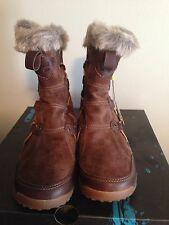 New Teva Little Cloud Boots Waterproof Thinsulate -25 Leather Cute! $150