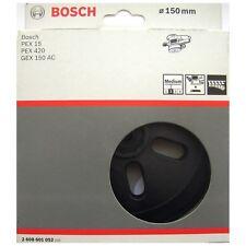 Bosch support de support de ponçage en caoutchouc plaque PEX 15 420 GEX 150 AC 2608601052