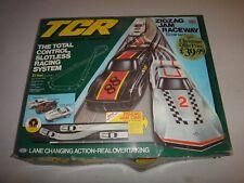 Boxed TCR Slotless Zigzag Jam Racing Set