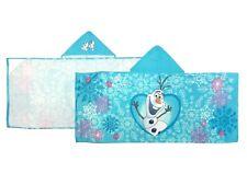 """Disney Frozen Olaf 100% Cotton Hooded Bath/Pool/Beach Towel 22.5"""" x 51"""""""