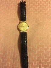 vintage Longines Solit Gold 14k Mens Watch