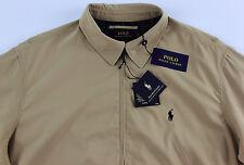 Men's POLO RALPH LAUREN Khaki Tan Bi-Swing Jacket 3XLT 3LT TALL NWT NEW 7226382