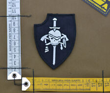 "Ricamata / Embroidered Patch Devgru ""Pirate"" with VELCRO® brand hook"