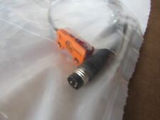 IFM Through Beam Photoelectric Sensor 1.2 m Range PNP IP67 OH5015 P4 487977