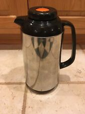 OGGI Stainless Steel Carafe, Coffee Thermos, 4 CUP SERVING OR CARRYING WORK
