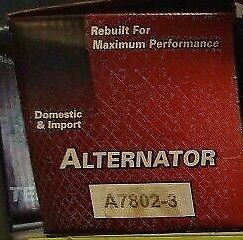Alternator 7802-3 Reman