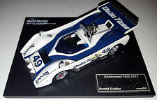 Marsh Models 1/43 1971 Autocoast Ti22 Can-Am Riverside David Hobbs Signed #/50