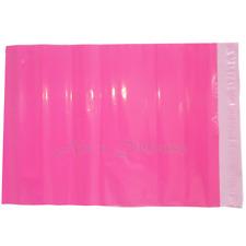 """20 pcs 14.5 x 19"""" Poly Mailer 2.5 Mil AirnDefense Magenta Envelope Shipping Bag"""