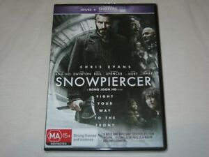 Snowpiercer - Chris Evans - Brand New & Sealed - Region 4 - DVD