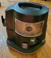 Rainbow E-2 Black Canister Vacuum Cleaner Model 12 Excellent