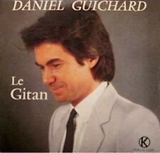 ++DANIEL GUICHARD le gitan/les yeux des enfants SP 1983 KUKLOS VG++