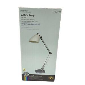 Hampton Bay Sunlight Lamp Model 768 970